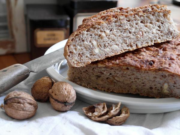 Kartoffel-Nuss-Brot